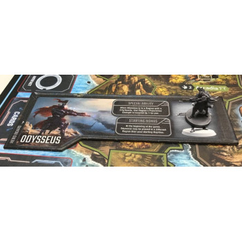 MINIATURA ODISEO - LORD OF HELLAS (PROMO)