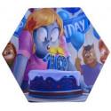 CARTA HAPPY BIRTHDAY - SHADOWS AMSTERDAM (PROMO)