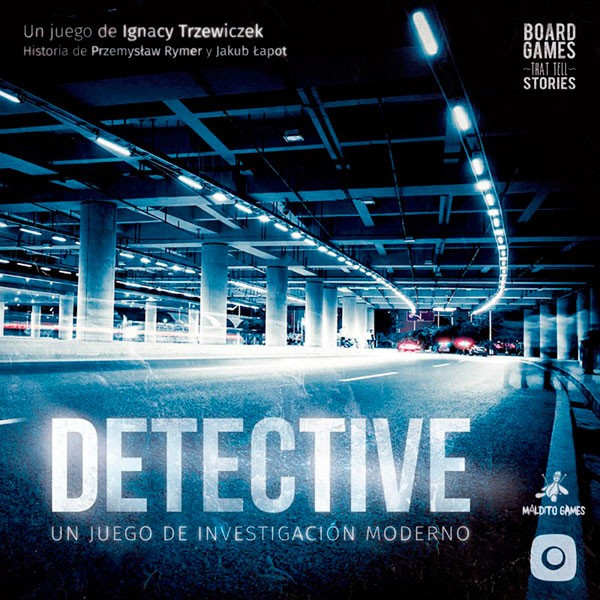 DETECTIVE: UN JUEGO DE INVESTIGACION MODERNO