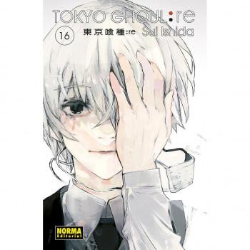 TOKYO GHOUL RE 16