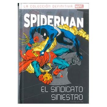 LA COLECCION DEFINITIVA DE SPIDERMAN 45 EL SINDICATO SINIESTRO