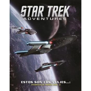 STAR TREK ADVENTURES: ESTOS SON LOS VIAJES...