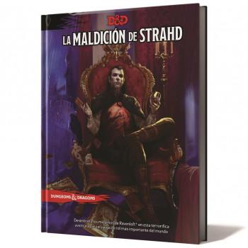 LA MALDICION DE STRAHD - DUNGEONS & DRAGONS 5ª EDICION