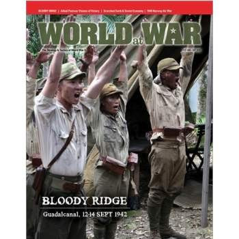 THE STRATEGY & TACTICS OF WORLD WAR II - BLOODY RIDGE GUADALCANAL, SEPT 1941 (WORLD AT WAR 37)