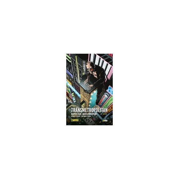 TRANSMETROPOLITAN LIBRO 01