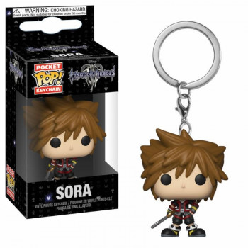 FUNKO POCKET POP! LLAVERO SORA. KINGDOM HEARTS 3