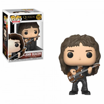 FUNKO POP! 95 JOHN DEACON. QUEEN
