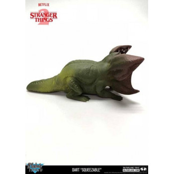 FIGURA ANTIESTRES DART SQUEEZABLE 12 cm. STRANGER THINGS