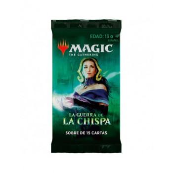 MAGIC - SOBRE 15 CARTAS LA...