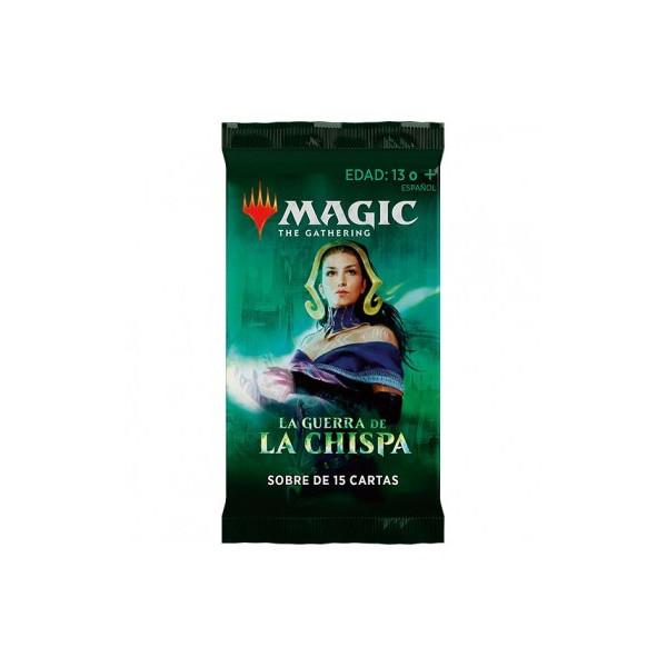 MAGIC - SOBRE 15 CARTAS LA GUERRA DE LA CHISPA