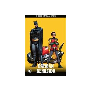 BATMAN, LA LEYENDA 11: BATMAN RENACIDO