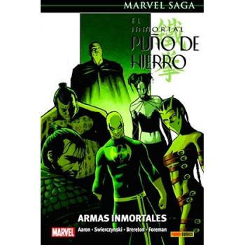 EL INMORTAL PUÑO DE HIERRO 06. ARMAS INMORTALES (MARVEL SAGA 82)