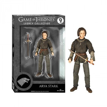 FIGURA ARYA STARK 9 GAME OF...