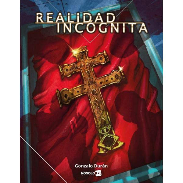 REALIDAD INCOGNITA - HITOS (AVENTURA AUTOJUGABLE)