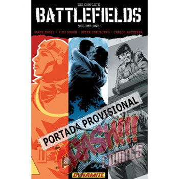 BATTLEFIELDS INTEGRAL 01
