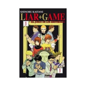 LIAR GAME 04 (NUEVA EDICION)