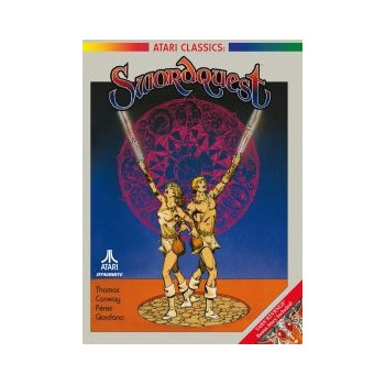 SWORDQUEST DE ROY THOMAS Y GEORGE PEREZ
