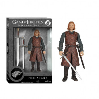 NED STARK 6 FIGURA GAME OF...