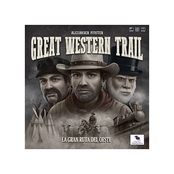 GREAT WESTERN TRAIL (2ª EDICION)
