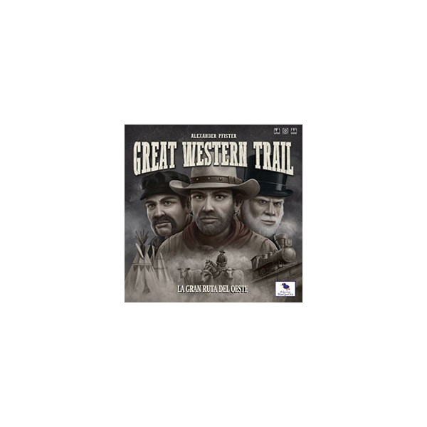 GREAT WESTERN TRAIL (2ª EDICION)