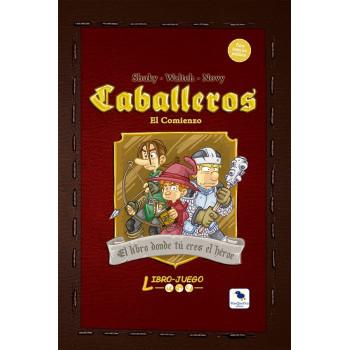 CABALLEROS: EL COMIENZO (LIBRO-JUEGO)