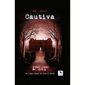 CAUTIVA (LIBRO-JUEGO)