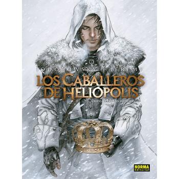 LOS CABALLEROS DE HELIOPOLIS 02 ALBEDO LA OBRA EN BLANCO