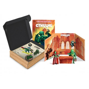 DIORAMA LEGENDS OF CTHULHU COLLECTOR'S CLUB KIT (OFERTA)