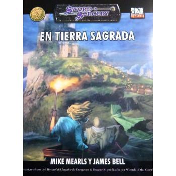 SWORD & SORCERY - EN TIERRA SAGRADA