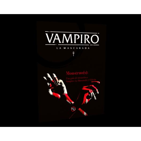 MONSTRUO(S): UNA GUIA DE INICIACION - VAMPIRO: LA MASCARADA 5ª EDICION (PROMO)