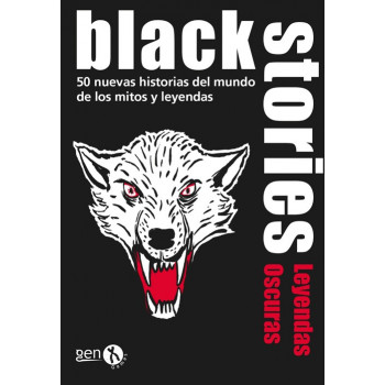 BLACK STORIES - LEYENDAS OSCURAS