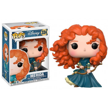FUNKO POP! 324 MERIDA (BRAVE). DISNEY