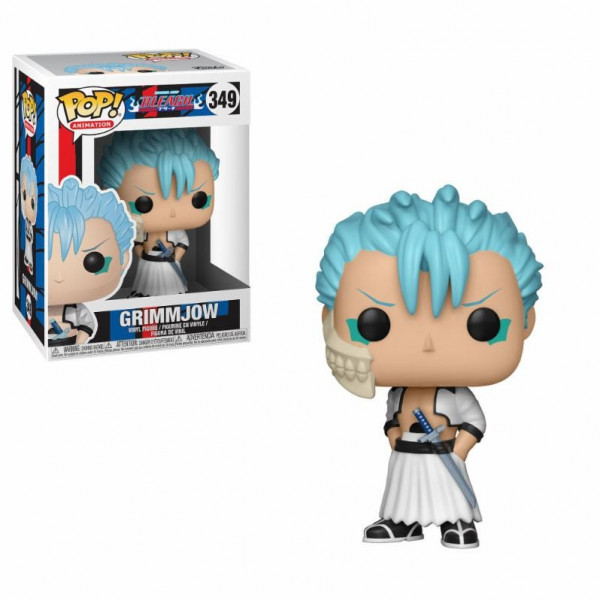 FUNKO POP! 349 GRIMMJOW. BLEACH