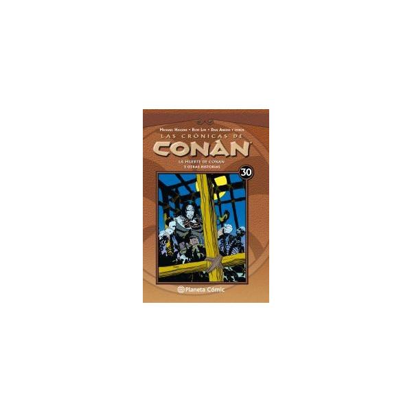 CRONICAS DE CONAN 30