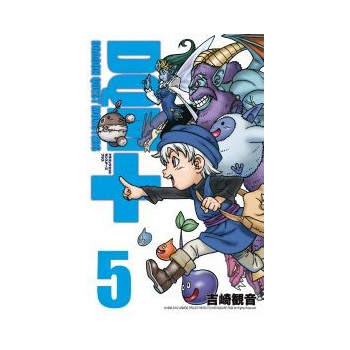 DRAGON QUEST MONSTERS 05