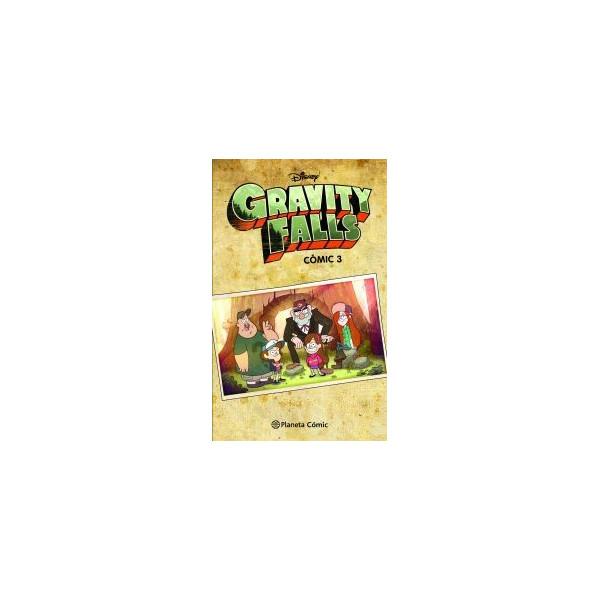 GRAVITY FALLS 03