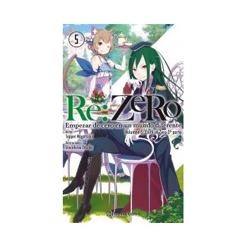 RE:ZERO (NOVELA) 05
