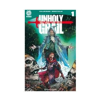 UNHOLY GRAIL 01