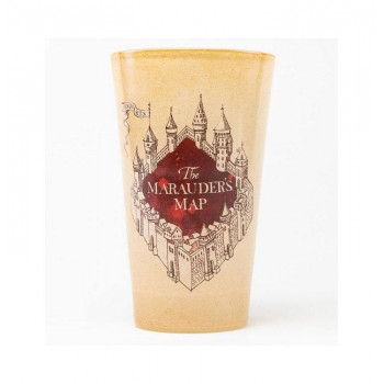 VASO PREMIUM MAPA DEL MEROREADOR. HARRY POTTER