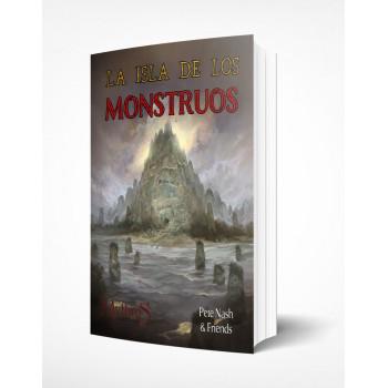 LA ISLA DE LOS MONSTRUOS - MYTHRAS