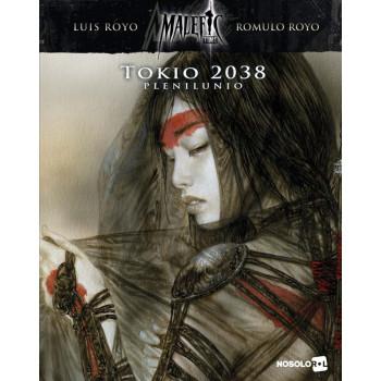 TOKYO 2038 - PLENILUNIO (MALEFIC TIME)