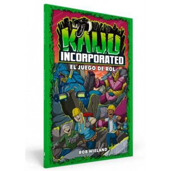 KAIJU INCORPORATED - MUNDOS FATE