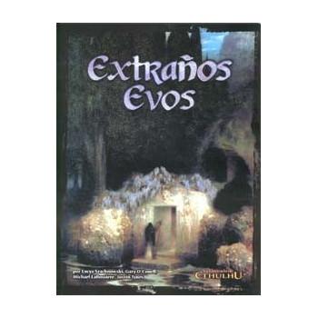 LA LLAMADA DE CTHULHU EXTRAÑOS EVOS (OFERTA)