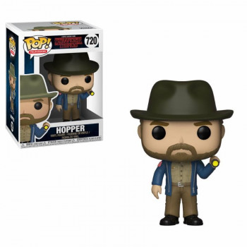 FUNKO POP! 720 HOPPER. STRANGER THINGS