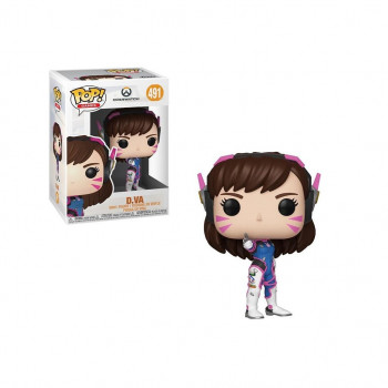 FUNKO POP! 491 D.VA. OVERWATCH