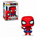 FUNKO POP! 468 SPIDERMAN (HERO SUIT). SPIDERMAN FAR FROM HOME