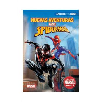NUEVAS AVENTURAS SPIDER-MAN. NIVEL 3