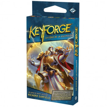 MAZO KEYFORGE: LA EDAD DE LA ASCENSION