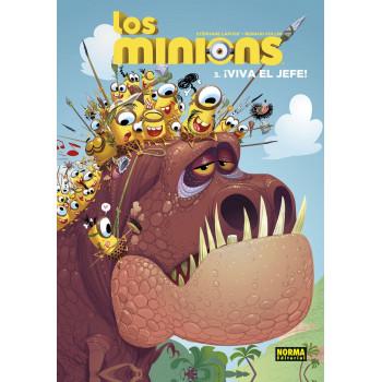 LOS MINIONS 03 VIVA EL JEFE