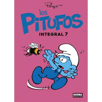 LOS PITUFOS INTEGRAL 07